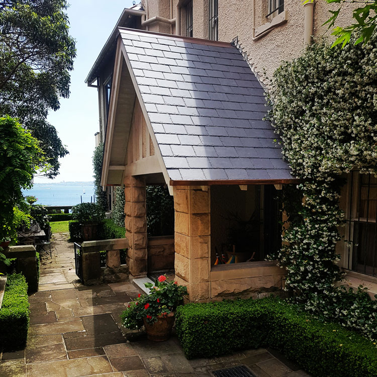 Slate Roofing Greenwich | Heritage Slate Roofing Sydney