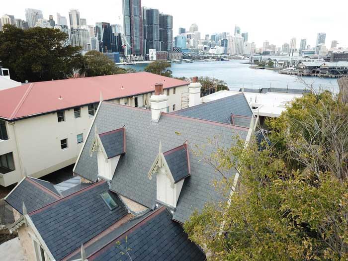 Lead Roofing | Heritage Slate Roofing Sydney | Lead Roof Sydney