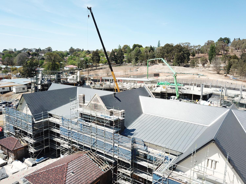 Slate Roof Installation | Heritage Slate Roofing Sydney