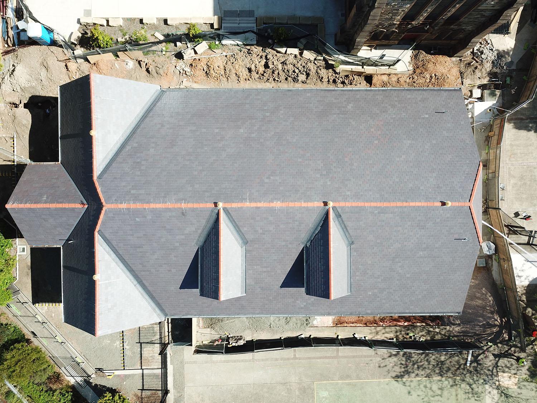 Slate Roofers Sydney | Heritage Slate Roofing